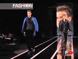 "Fashion Show ""Emporio Armani"" Autumn Winter 2006 2007 Menswear Milan 3 of 4 by Fashion Channel"