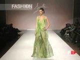 "Fashion Show ""Fausto Sarli"" Haute Couture Women Spring Summer 2005 Rome 3 of 6"