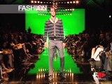 "Fashion Show ""John Richmond"" Autumn Winter 2006 2007 Menswear Milan 1 of 3 by Fashion Channel"