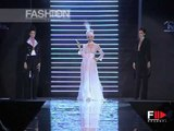 "Fashion Show ""Renato Balestra"" Haute Couture Women Autumn Winter 2004 2005 Rome 7 of 7"