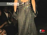 "Fashion Show ""Fausto Sarli"" Haute Couture Women Autumn Winter 2004 2005 Rome 3 of 6"
