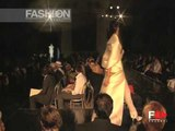"Fashion Show ""Fausto Sarli"" Haute Couture Women Autumn Winter 2004 2005 Rome 5 of 6"