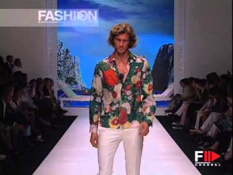 "Fashion Show ""Valentino"" Spring Summer 2006 Menswear Paris 1 of 2 by Fashion Channel"