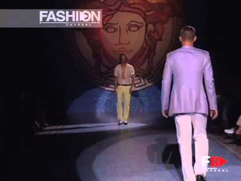 "Fashion Show ""Versace"" Spring Summer 2006 Menswear Milan 3 of 4 by Fashion Channel"