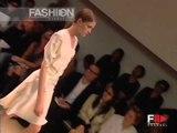 "Fashion Show ""Jil Sander"" Spring Summer 2006 Milan 2 of 2 by Fashion Channel"