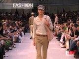 "Fashion Show ""Burberry"" Spring Summer 2006 Menswear Milan 2 of 3 by Fashion Channel"