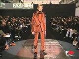 """Fashion Show """"Costume National"""" Pret a Porter Men Autumn Winter 2005 2006 Paris 3 of 3"""