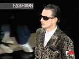 """""""Emporio Armani"""" Fashion Show Pret a Porter Men Autumn Winter 2005 2006 Milan 2 of 3"""