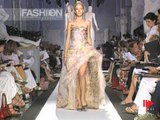 "Fashion Show ""Gattinoni"" Haute Couture Women Autumn Winter 2003 2004 Rome 4 of 5"