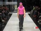 """Fashion Show """"Krizia"""" Pret a Porter Men Autumn Winter 2005 2006 Milan 2 of 3"""