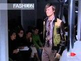 """Trussardi"" Fashion Show Pret a Porter Men Autumn Winter 2005 2006 Milan 1 of 3"