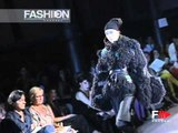 "Fashion Show ""Fausto Sarli"" Haute Couture Women Autumn Winter 2003 2004 Rome 1 of 5"