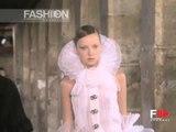 """""""Chanel"""" Fashion Show Haute Couture Women Autumn Winter 2003 2004 Paris 4 of 5"""