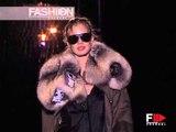 """Fashion Show """"Iceberg"""" Pret a Porter Women Autumn Winter 2005 2006 Milan 1 of 3"""