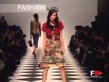 """Moschino Cheap&Chic"" Fashion Show Pret a Porter Women Autumn Winter 2005 2006 Milan 2 of 3"