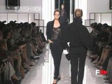 "Fashion Show ""Emanuel Ungaro"" Haute Couture Women Autumn Winter 2003 2004 Paris 1 of 4"