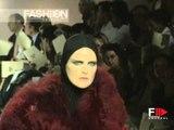 """""""Jean Paul Gaultier"""" Fashion Show Haute Couture Women Autumn Winter 2003 2004 Paris 3 of 6"""