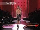 """""""Versace Atelier"""" Autumn Winter 2002 2003 3 of 4 Paris Haute Couture by Fashion Channel"""
