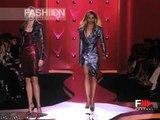 """""""Versace Atelier"""" Autumn Winter 2002 2003 2 of 4 Paris Haute Couture by Fashion Channel"""