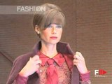 """""""Egon Van Furstemberg"""" Autumn Winter 2002 2003 2 of 5 Rome Haute Couture by FashionChannel"""