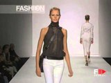 """""""Mila Schon"""" Spring Summer 2002 1 of 4 Milan Pret a Porter by Fashion Channel"""