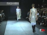 """Loewe"" Autumn Winter 2001 2002 3 of 3 Paris Pret a Porter by Fashion Channel"
