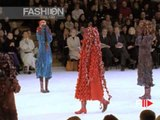 """""""Issey Miyake"""" Autumn Winter 2001 2002 5 of 5 Paris Pret a Porter by Fashion Channel"""