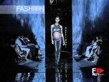 """""""Gattinoni"""" Autumn Winter 2002 2003 6 of 7 Rome Haute Couture by FashionChannel"""