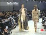"""""""Cerruti"""" Autumn Winter 2001 2002 1 of 3 Paris Pret a Porter by Fashion Channel"""