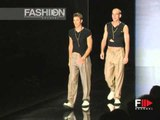 """""""Armani Collection"""" Spring Summer 2001 4 of 6 Menswear by Fashion Channel"""