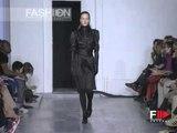 """Gilles Rosier"" Autumn Winter 2001 2002 3 of 3 Paris Pret a Porter by Fashion Channel"