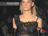 """John Galliano"" Autumn Winter 2001 2002 2 of 3 Paris Pret a Porter by Fashion Channel"