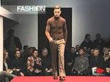 """Dolce&Gabbana"" Autumn Winter 2000 2001 Milan 2 of 4 pret a porter men by FashionChannel"