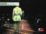 """Gianfranco Ferrè"" Autumn Winter 2000 2001 Milan 2 of 5 pret a porter men by FashionChannel"