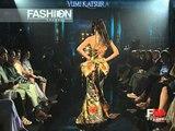 """""""Yumi Katsura"""" Autumn Winter 2000 2001 Rome 4 of 7 Haute Couture woman by FashionChannel"""