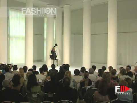 """""""Sarli Couture"""" Autumn Winter 2000 2001 Rome 2 of 7 Haute Couture woman by FashionChannel"""