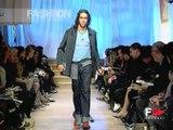 """Marithe&Francois Girbaud"" Autumn Winter 2000 2001 Paris 3 of 4 pret a porter by FashionChannel"