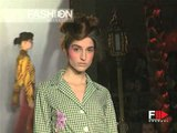 """""""Paul Smith"""" Autumn Winter 2000 2001 2 of 4 London Pret a Porter by FashionChannel"""