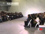 """""""Helmut Lang"""" Autumn Winter 2000 2001 5 of 5 New York Pret a Porter by FashionChannel"""