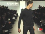 """Calvin Klein"" Autumn Winter 2000 2001 Milan 2 of 3 pret a porter men by FashionChannel"