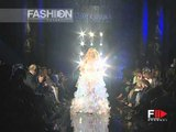 """""""Yumi Katsura"""" Autumn Winter 2000 2001 Rome 2 of 7 Haute Couture woman by FashionChannel"""