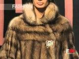 """""""Versace Atelier"""" Autumn Winter 2000 2001 Paris 1 of 4 Haute Couture woman by Fashion Channel"""