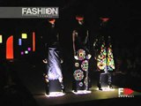 """Matthew Williamson"" Autumn Winter 2000 2001 3 of 3 London Pret a Porter by FashionChannel"