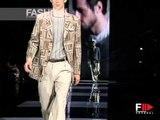 """""""Giorgio Armani"""" Spring Summer 2005 1 of 3 Milan Menswear by FashionChannel"""