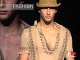 """Roberto Cavalli"" Spring Summer 2005 1 of 3 Milan Menswear by FashionChannel"