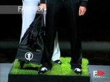 """Bikkembergs"" Spring Summer 2005 1 of 2 Milan Menswear by FashionChannel"