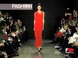 """Donna Karan"" Autumn Winter 2000 2001 New York 5 of 5 pret a porter woman by FashionChannel"