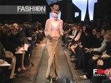 """""""Jean Paul Gaultier"""" Autumn Winter 2000 2001 Paris 5 of 7 pret a porter woman by FashionChannel"""