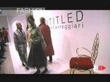 """""""Untitled - Giorgio Correggiari"""" Autumn Winter 2000 2001 Milan 3 of 3 by FashionChannel.mov"""