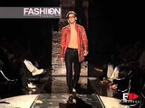 """Gianfranco Ferrè"" Spring Summer 2005 3 of 3 Milan Menswear by FashionChannel"